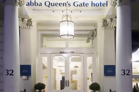 Abba Queen's Gate Hotel
