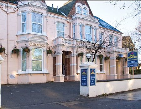 Best Western Chiswick Palace