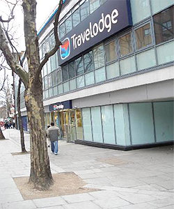Travelodge Covent Garden