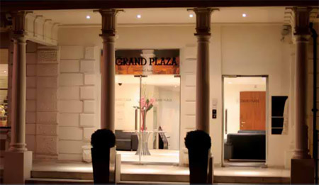 Grand Plaza Serviced Apartments