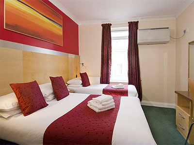 Comfort Inn & Suites Kings Cross/ St Pancras