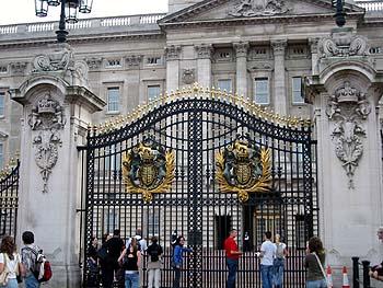 Экскурсия в букингемский дворец