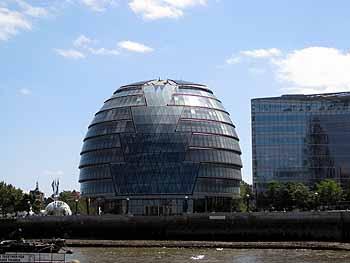 Здание Мерии Лондона, Великобритания