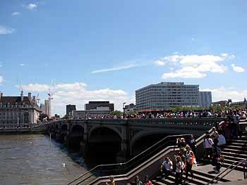 Вестминстерский мост, Лондон, Великобритания