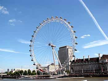 Колесо обозрения, Лондонский глаз