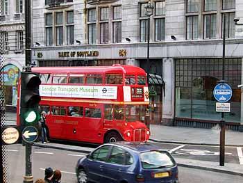Двухэтажный автобус, Дабл Декер, Лондон